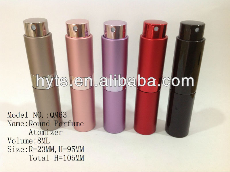 8ml Twist-Up Perfume Atomizer