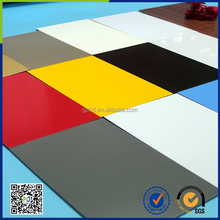 FACTORY OUTLET flexible decoration target home sheets 4mm pvdf acm/aluminum composite panel