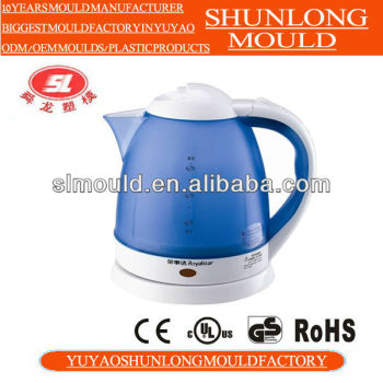 Yuyao Shunlong High Quality Plastic Injection Electric Kettle Mold