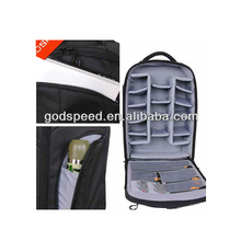 godspeed multifunction camera trolley travel bag/16 inch laptop layer/tripod hang