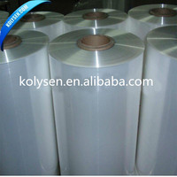 Clear PE Shrink Film with Puncture Resistance PE thermo Film