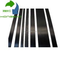 Black color pe plastic sheet polymer railway Sleepers factory wholesale