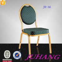JH-A6 Round Back Fancy Stackable Banquet Chair
