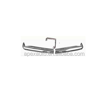 FRONT BUMPER,SET 67-71 (CHROME)(M10 EURO TYPE)(TAIWAN AUTO BODY PARTS)