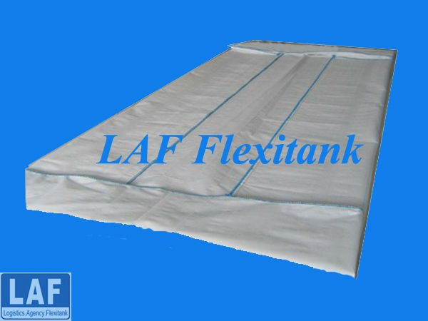 Supply Laf Flexitank/ Flexibag in 20ft bulk liquid container