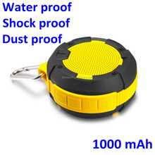 Outdoor sports waterproof portable mini bluetooth speaker for bike
