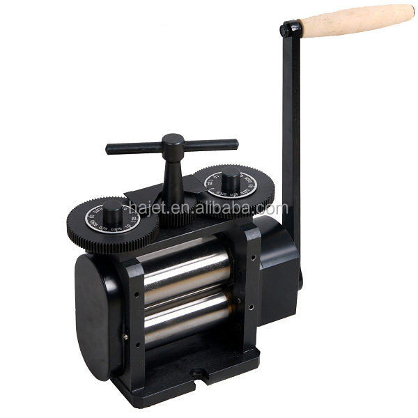 110mm Jewellery Goldsmith Rolling Mill Steel Rolling Mill Manufacturers Manual Rolling Mill