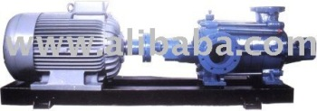 Horizontal Multi-Stage Ring Section Centrifugal Pump