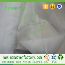 100% polypropylene nonwoven banana bag hangover, non woven bag ,preserving bananas