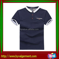 China clothes factory produce UK polo shirts