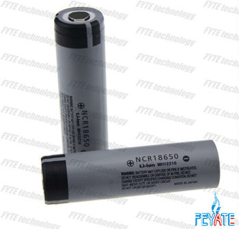 Newest battery 10A discharge - high power li-ion 18650 3.7V 2250mAh battery cgr 18650 ch
