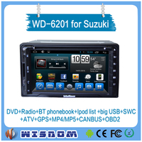 2016 cheapest suzuki liana 2 din car dvd gps with car radio audio video player multimedia navigation system bluetooth wifi tpms