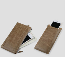 Unique simple cards phone thin wallet