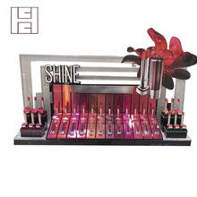 Customized High End Attractive Fancy Acrylic Lipstick Display Stand