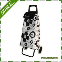 2WHEELS SHOPPING TROLLEY WITH BAG