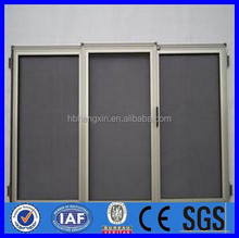 high quality utility and retractable vinyl window screen
