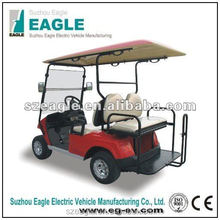 off road electric golf cart, new condition pure electric,4 person