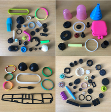 OEM EPDM/NBR/BUTYL/NR/CR/VITON/SILICONE Custom Molded Rubber Parts