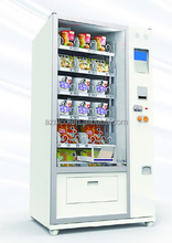 Instant Noodles with Paypal snack and drink water Cup noodles vending machine bags snack vending machine
