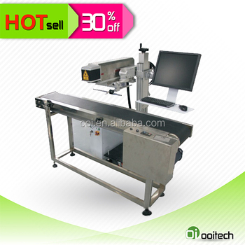 China Factory 10W 20W Safety Protection Case Enclosed Fiber Laser Marker Metal Label Marking Machines For Diamond Price