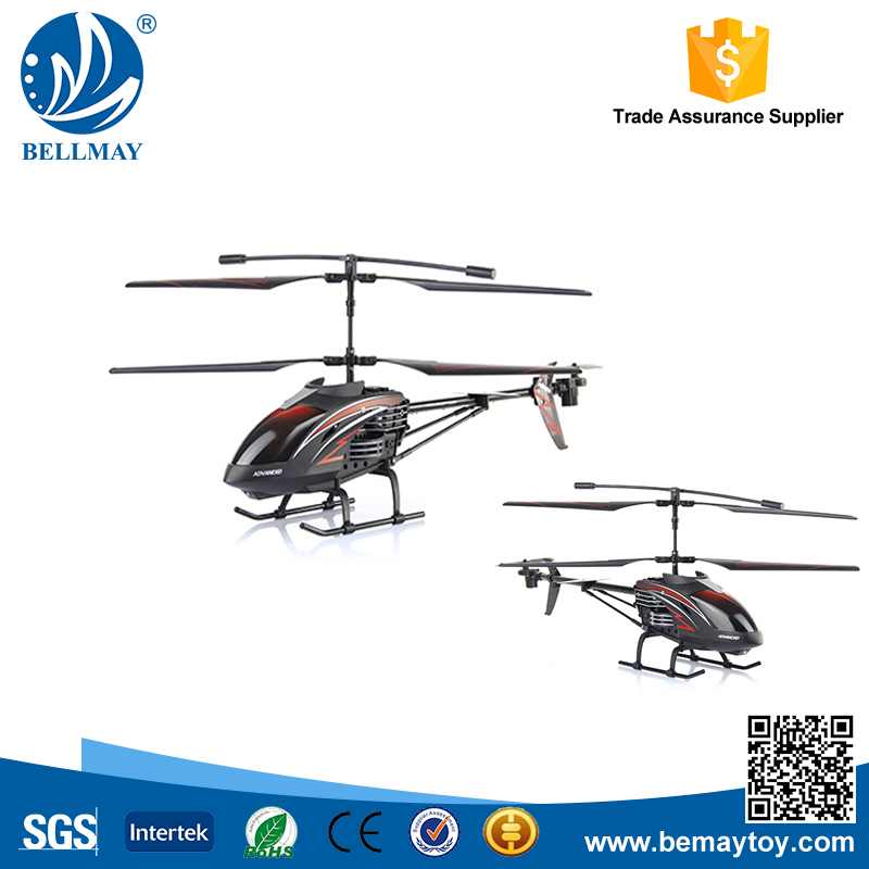 New Metal 2.5 Channel RC Helicopter Large For Sale