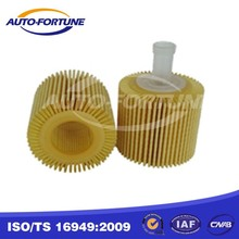 Car engine oil filter for Toyota 04152-40040