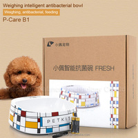 Innovative Pet Accessories Pet Food Bowl for Dogs and Cats Dog Feeder Dog Water Fountain