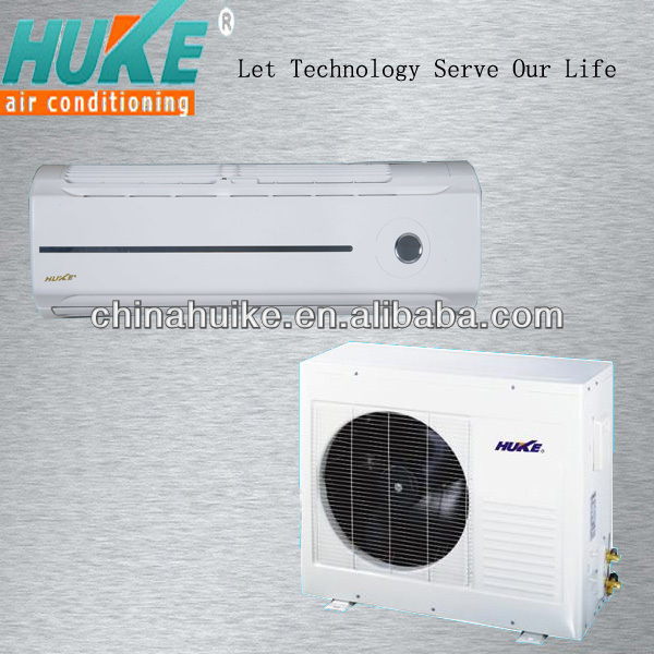 cooling only split air condtioner 9000BTU/12000BTU/18000BTU/24000BTU/30000BTU OEM MANUFACTURER HITACHI/TOSHIBA COMPRESSOR