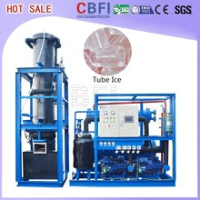 China cheap industrial tube ice machine for sale
