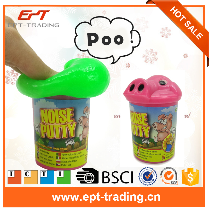 Wholesale cheap slime putty toy for sale