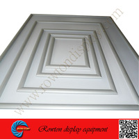Wall mounted 25mm profile Snap Frame, Aluminium Snap Frame