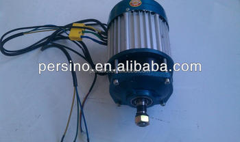 high torque 2kw brushless dc motor China alibaba supplier