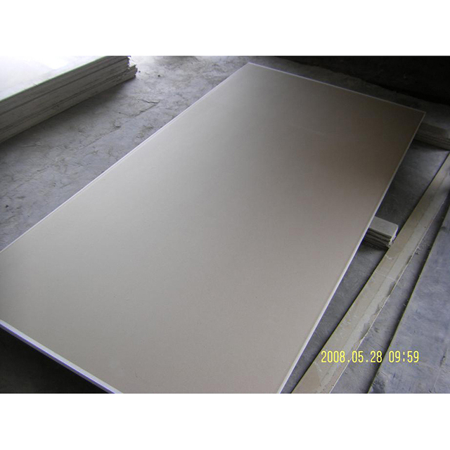 2X4 China Waterproof Partition Acoustic Perforated Plasterboard