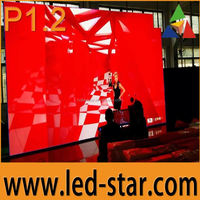 HOTSTAR promotion p1.25 bar open led sign export to European Countries