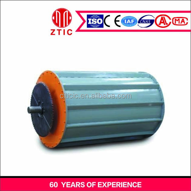Wet and Dry Magnetic Separator Drum