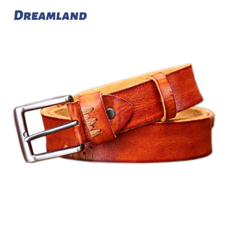 3.4 cm <strong>100</strong>% Real Leather Belts Men Wholesale