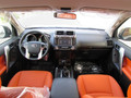 TOYOTA PRADO 2.7L AT TX-L SPL TAN INTERIOR