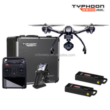Typhoon Q500 4K Quadcopter RC Drone with Handheld CGO SteadyGrip Gimbal, Yuneec Typhoon