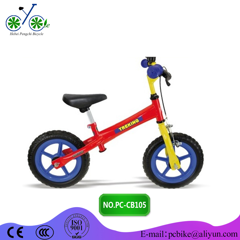 2016 Best selling products from China children bikes for children/12 inch boy adult balance bike