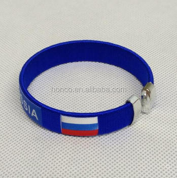 Russi elastic bracelet for WM 2018