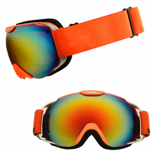 Anti-UV snow skiing safety eye windproof goggles