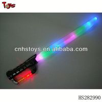 2014 electronic led flashing sword with ball