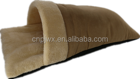 Wholesale comfortable cheap products for pet cat and dog slipper bed