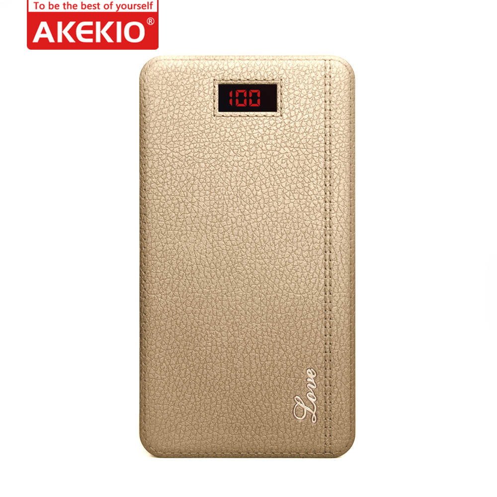 Akekio Alibaba Trade assurance surper slim power bank 8000mah for all smart phone OEM Promotion gift
