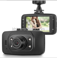 GS8000 General Plus I400-2 chipset,120 degree wide-angle car camera 1080P hd Car DVR