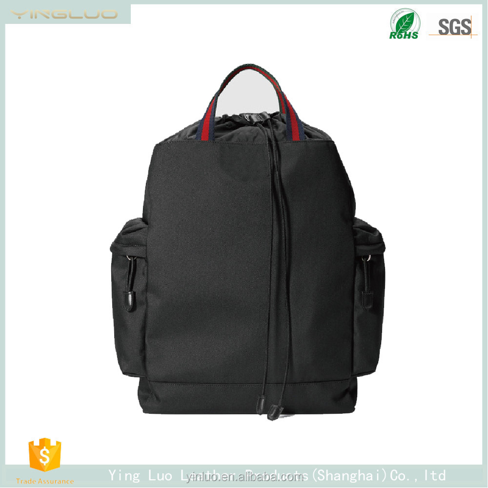 2017 new Factory direct sales of high-end leisure travel Oxford fashion backpack wholesale
