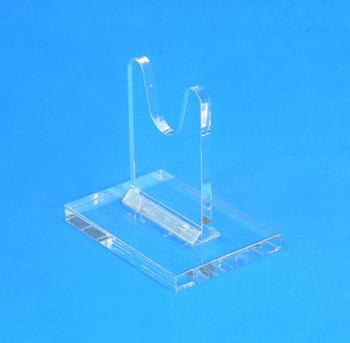 Clear acrylic sword stands lucite sword display stand for Where to buy lucite