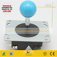 Small resetting error vibration game joystick