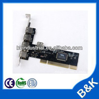 PCI Card,USB Card,VIA 4+1 ports 2.0 MOQ20