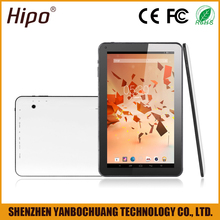 Best quality 1G/16G ultra slim tablet computer from shenzhen factory